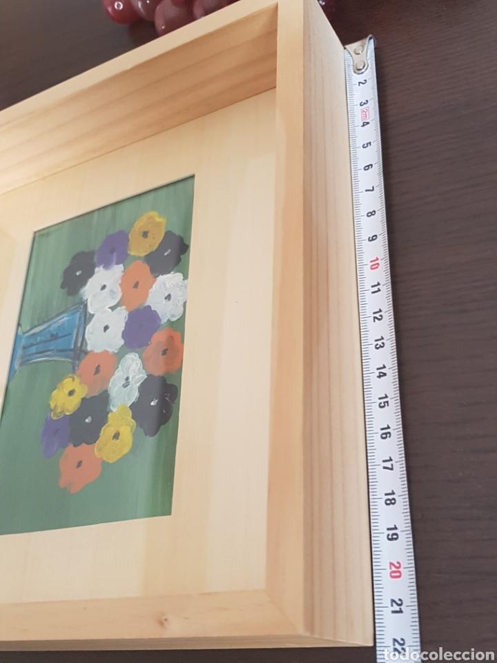 Varios objetos de Arte: Cuadro pintado a mano - Foto 4 - 277848408