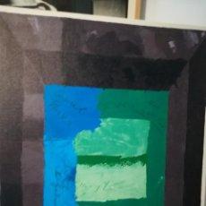 Varios objetos de Arte: IMPRESIÓN EN LIENZO DE JOSEF ALBERS. Lote 272391948