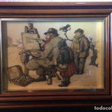 Varios objetos de Arte: CUADRO TRIDIMENSIONAL. Lote 283842788