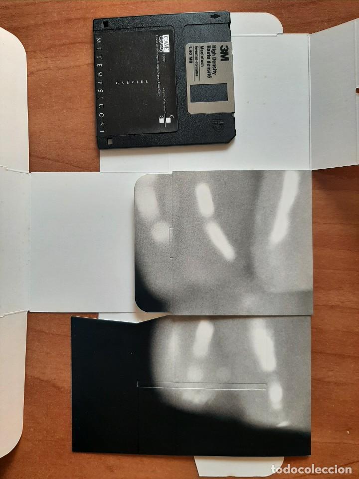 Varios objetos de Arte: 1997 METEMPSICOSI - GABRIEL / OBRA DE VANGUARDIA PROVENIENTE DEL CAVE CANIS Nº 5 - Foto 2 - 284776858