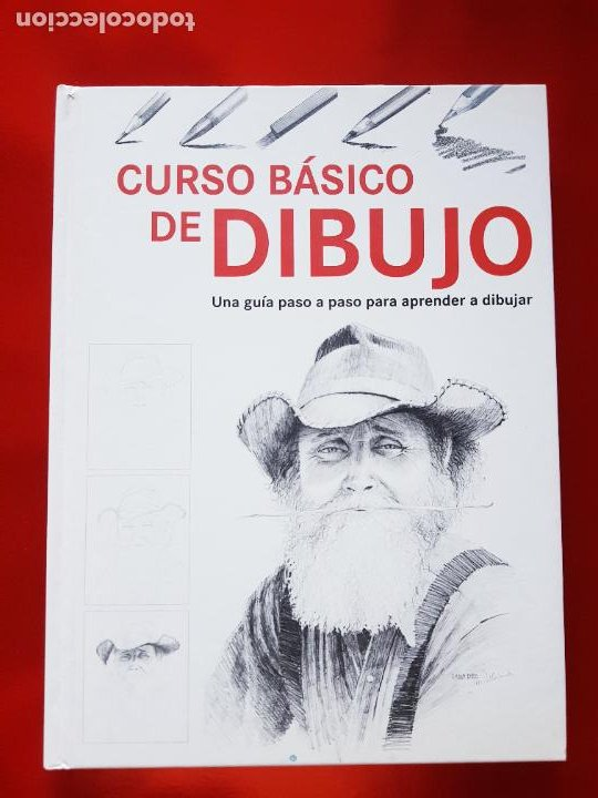 Varios objetos de Arte: LIBRO-CURSO BÁSICO DE DIBUJO-CATALINA REINA-ILUS BOOKS-UNA GUÍA PASO A PASO PARA APRENDES A DIBUJAR - Foto 3 - 285622688