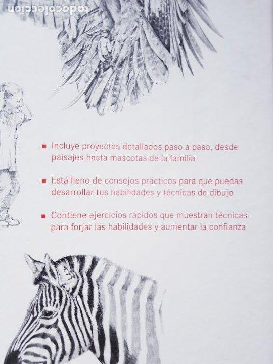 Varios objetos de Arte: LIBRO-CURSO BÁSICO DE DIBUJO-CATALINA REINA-ILUS BOOKS-UNA GUÍA PASO A PASO PARA APRENDES A DIBUJAR - Foto 6 - 285622688