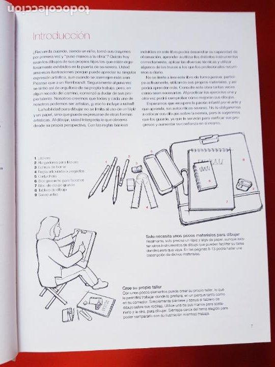 Varios objetos de Arte: LIBRO-CURSO BÁSICO DE DIBUJO-CATALINA REINA-ILUS BOOKS-UNA GUÍA PASO A PASO PARA APRENDES A DIBUJAR - Foto 16 - 285622688