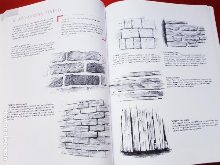 Varios objetos de Arte: LIBRO-CURSO BÁSICO DE DIBUJO-CATALINA REINA-ILUS BOOKS-UNA GUÍA PASO A PASO PARA APRENDES A DIBUJAR - Foto 17 - 285622688
