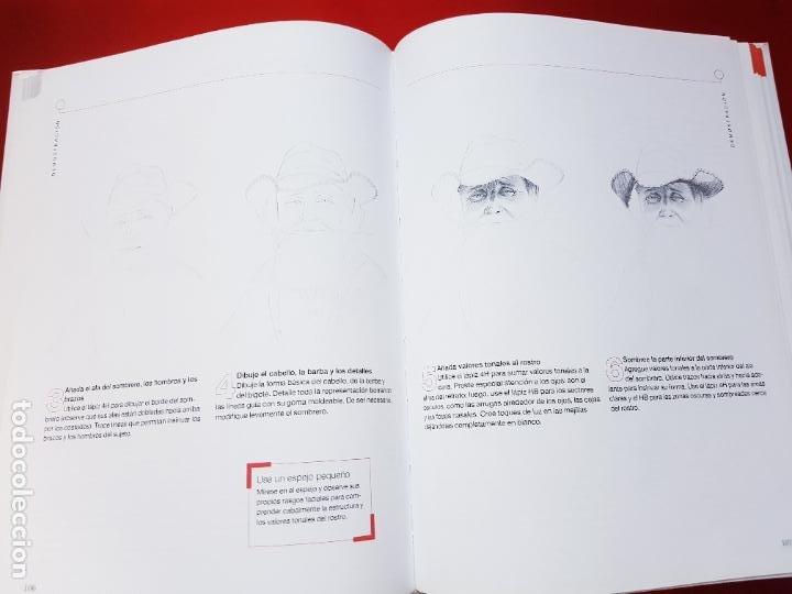 Varios objetos de Arte: LIBRO-CURSO BÁSICO DE DIBUJO-CATALINA REINA-ILUS BOOKS-UNA GUÍA PASO A PASO PARA APRENDES A DIBUJAR - Foto 19 - 285622688