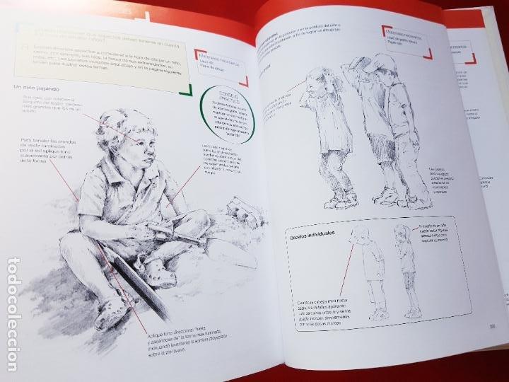 Varios objetos de Arte: LIBRO-CURSO BÁSICO DE DIBUJO-CATALINA REINA-ILUS BOOKS-UNA GUÍA PASO A PASO PARA APRENDES A DIBUJAR - Foto 21 - 285622688