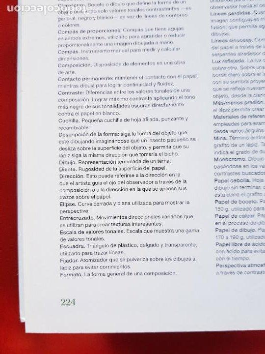 Varios objetos de Arte: LIBRO-CURSO BÁSICO DE DIBUJO-CATALINA REINA-ILUS BOOKS-UNA GUÍA PASO A PASO PARA APRENDES A DIBUJAR - Foto 23 - 285622688
