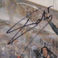 Varios objetos de Arte: TARJETA POSTAL CON DEDICATORIA Y FIRMA POR SALVADOR DALÍ - LA FIRMA NO ESTA IMPRESA. Lote 286989363