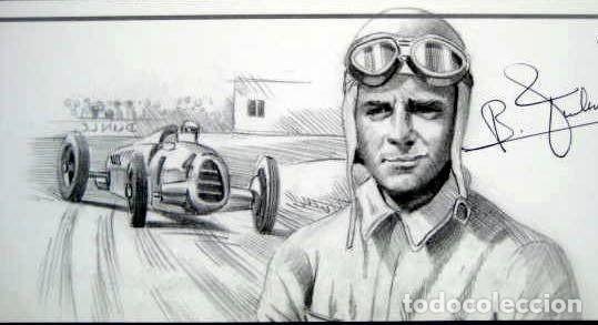 """Varios objetos de Arte: """"Silver Arrows"""" - Mercedes-Benz/Rudolf Caracciola-Auto Union/Bernd Rosemeyer Monaco Grand Prix 1936 - Foto 5 - 287447403"""