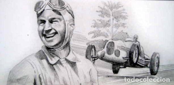 """Varios objetos de Arte: """"Silver Arrows"""" - Mercedes-Benz/Rudolf Caracciola-Auto Union/Bernd Rosemeyer Monaco Grand Prix 1936 - Foto 6 - 287447403"""