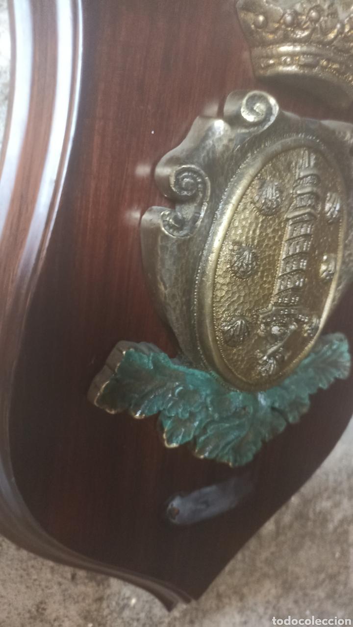Varios objetos de Arte: Metopa escudo la Coruña - Foto 2 - 287706138