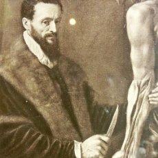 Varios objetos de Arte: ANTIGUO GRABABO - LEONARDO DA PONTE - ANATOMISTA - BONTIUS LEO - SUPLEMENTO ARCHIVO RIEDEL - 1913. Lote 287727838