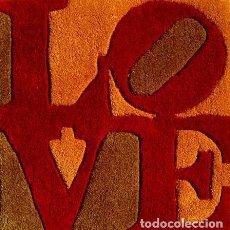 Varios objetos de Arte: ROBERT INDIANA: LOVE OTOÑO, NUMERADO Y CERTIFICADO / PRECINTADO. Lote 287931543