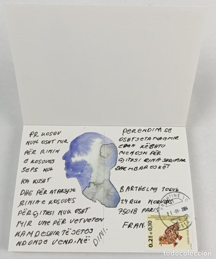 HEAD ABOVE WATER - TOGUO , BARTHÉLÉMY - LIMITADO Y FIRMADO POR EL ARTISTA (Arte - Varios Objetos de Arte)