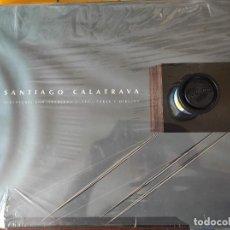 Varios objetos de Arte: SANTIAGO CALATRAVA SCULPTURES AND DRAWINGS . ESCULTURAS Y DIBUJOS.. Lote 289867553