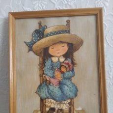 Varios objetos de Arte: CUADRO MARY MAY EN RELIEVE. Lote 294555953