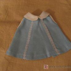 Vestidos Muñeca Española Clásica: FLORIDO PRECIOSO VESTIDO ORIGINAL DE PRINCIPIOD E LOS 60. Lote 25726137