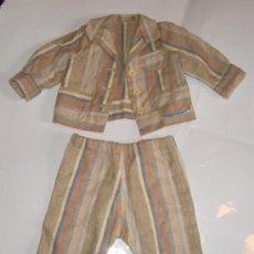 Vestidos Muñeca Española Clásica: ANTIGUO TRAJE DE JUANÍN,AÑOS 40. Lote 20099819