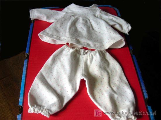 Vestidos Muñeca Española Clásica: Pijama 2 - Foto 2 - 27014449