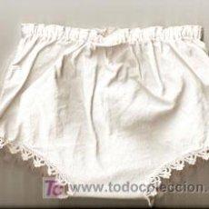 Vestidos Muñeca Española Clásica: BRAGUITA PARA MUÑECA GRANDE- MIDE 21 CM ANCHO X 14,5 CM ALTO - VELL I BELL. Lote 19192668