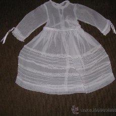 Vestidos Muñeca Española Clásica: VESTIDO MUÑECA AÑOS 50 - 60. Lote 29866925