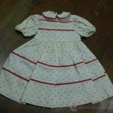 Vestidos Muñeca Española Clásica: VESTIDO. Lote 30987619