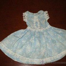 Vestidos Muñeca Española Clásica: VESTIDO DE MUÑECA CAYETANA. Lote 33140765