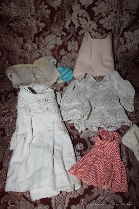 belleza Precio de fábrica 2019 amplia selección de diseños Lote de ropa para muñecas antiguas de tamaño me - Vendido en ...