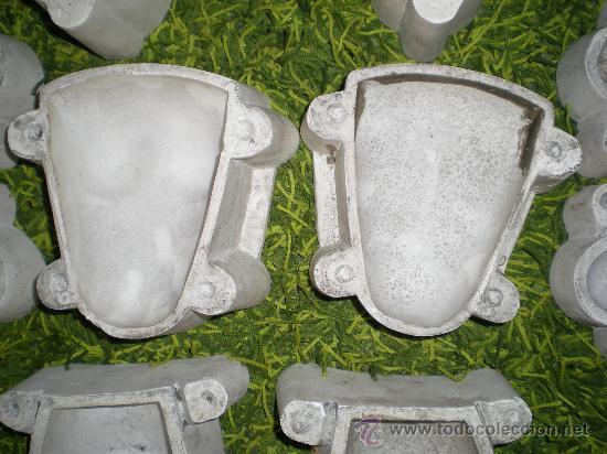 Vestidos Muñeca Española Clásica: lotazo de moldes muñecas pierinas de famosa años 50 originales fabrica antigua onil - Foto 7 - 35582089