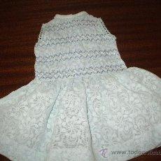 Vestidos Muñeca Española Clásica: VESTIDITO ,DE MUÑECA ANTIGUA , ESTA PERFECTO. Lote 36187931