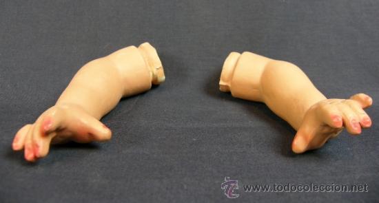 lote 2 brazos muñeco de cerámica quizá casa san - Comprar Vestidos y ... b606c561935c8