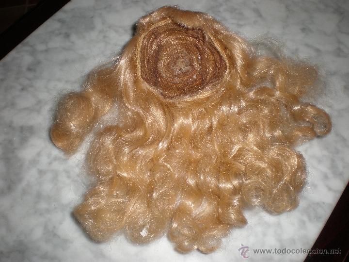 Vestidos Muñeca Española Clásica: peluca rubia - Foto 2 - 39359987