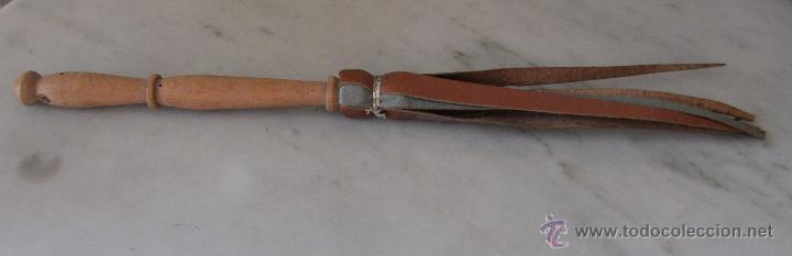 SACUDIDOR PARA EL POLVO. ANTIGUO. PARA MUÑECA (Juguetes - Vestidos y Accesorios Muñeca Española Clásica (Hasta 1960) )