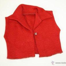 Vestidos Muñeca Española Clásica: MARIQUITA PÉREZ - CAMISA O CAMISETA SIN MANGAS - EN PERFECTO ESTADO - AÑOS 40. Lote 41800596