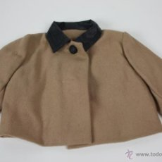 Vestidos Muñeca Española Clásica: MARIQUITA PÉREZ - CHAQUETÓN O CHAQUETA EN FIELTRO - EN PERFECTO ESTADO - AÑOS 40. Lote 41800624