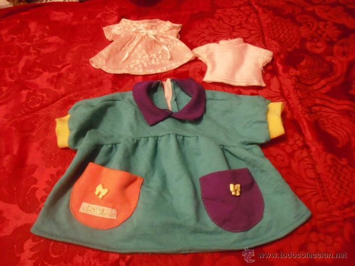 VESTIDOS MUÑECAS (Juguetes - Vestidos y Accesorios Muñeca Española Clásica (Hasta 1960) )