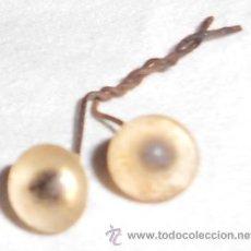 Vestidos Muñeca Española Clásica: OJOS DE CRISTAL PARA MUÑECA. Lote 44201324