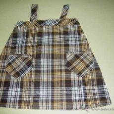 Vestidos Muñeca Española Clásica: VESTIDO PARA MUÑECA AÑOS 60. Lote 44740663