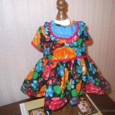 Vestidos Muñeca Española Clásica: VESTIDO DE MUÑECA CAYETANA . . Lote 45550287