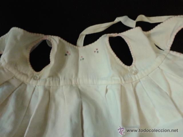 PRECIOSO FALDÓN PARA JUANIN BEBE, NO ESTA MARCADO. (Juguetes - Vestidos y Accesorios Muñeca Española Clásica (Hasta 1960) )