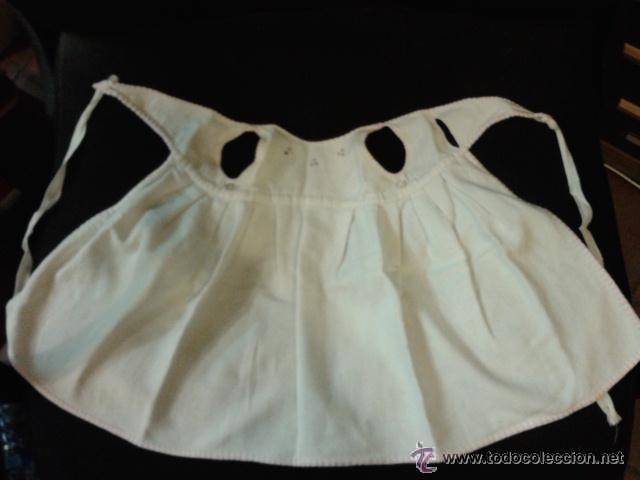 Vestidos Muñeca Española Clásica: Precioso faldón para Juanin Bebe, no esta marcado. - Foto 2 - 46429448