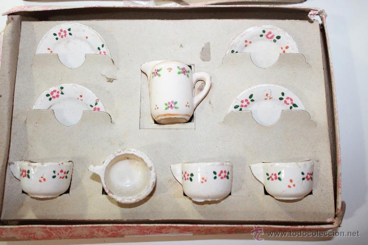Antigua Vajilla De Juguete De Porcelana Cer Mi Comprar