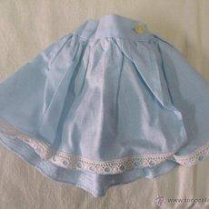 Vestidos Muñeca Española Clásica: ROPITA FALDA MUÑECA ESPAÑOLA AÑOS 60. Lote 50038140