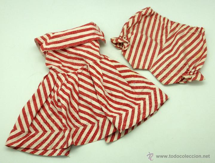 5e7d1ca879 Vestido con braga verano rayas rojas blancas ma - Vendido en Venta ...
