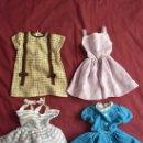 Vestidos Muñeca Española Clásica: WENDOLINA-GUENDOLINA,CUATRO VESTIDOS . Lote 51131032