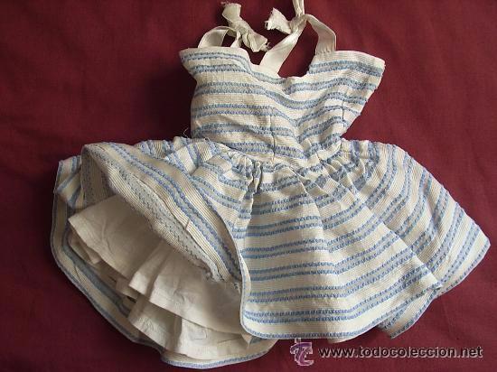 Vestidos Muñeca Española Clásica: WENDOLINA-GUENDOLINA,CUATRO VESTIDOS - Foto 7 - 51131032
