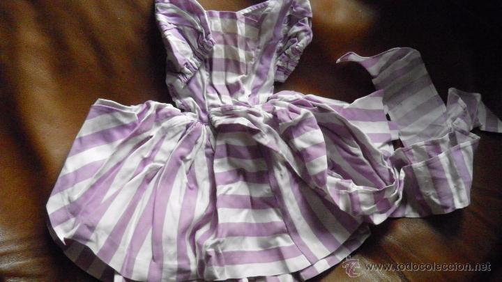 Vestidos Muñeca Española Clásica: WENDOLINA-GUENDOLINA,CUATRO VESTIDOS - Foto 10 - 51131032