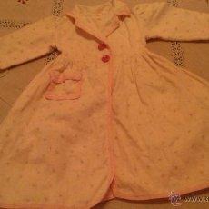 Vestidos Muñeca Española Clásica: BATA FRANELA MARIQUITA PÉREZ. Lote 52324071