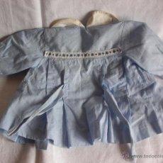 Vestidos Muñeca Española Clásica: VESTIDO O TRAJECITO DE COLEGIAL PARA MUÑECA O MUÑECO DE LOS AÑOS 50 O 60S POSIBLE JUANIN. Lote 54422269