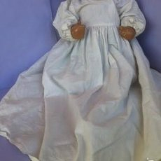 Vestidos Muñeca Española Clásica: ANTIGUO BATÓN AÑOS 40 , PARA JUANÍN BEBE O SIMILAR. Lote 56082648